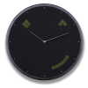 Glance Clock black_05