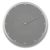 Glance Clock silver_01