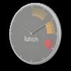 Glance Clock silver_06