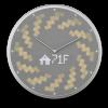 Glance Clock silver_07