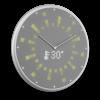 Glance Clock silver_11