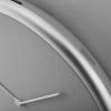 Glance Clock silver_30