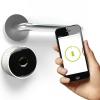 Danalock_V125_Produkt mit iPhone_2
