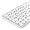 Satechi Aluminium Bluetooth Tastatur_silber_05