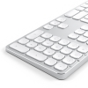 Satechi Aluminium kabelgebundene Tastatur_silber_04
