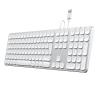 Satechi Aluminium kabelgebundene Tastatur_silber_09