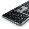 Satechi Aluminium kabelgebundene Tastatur_space grey_04