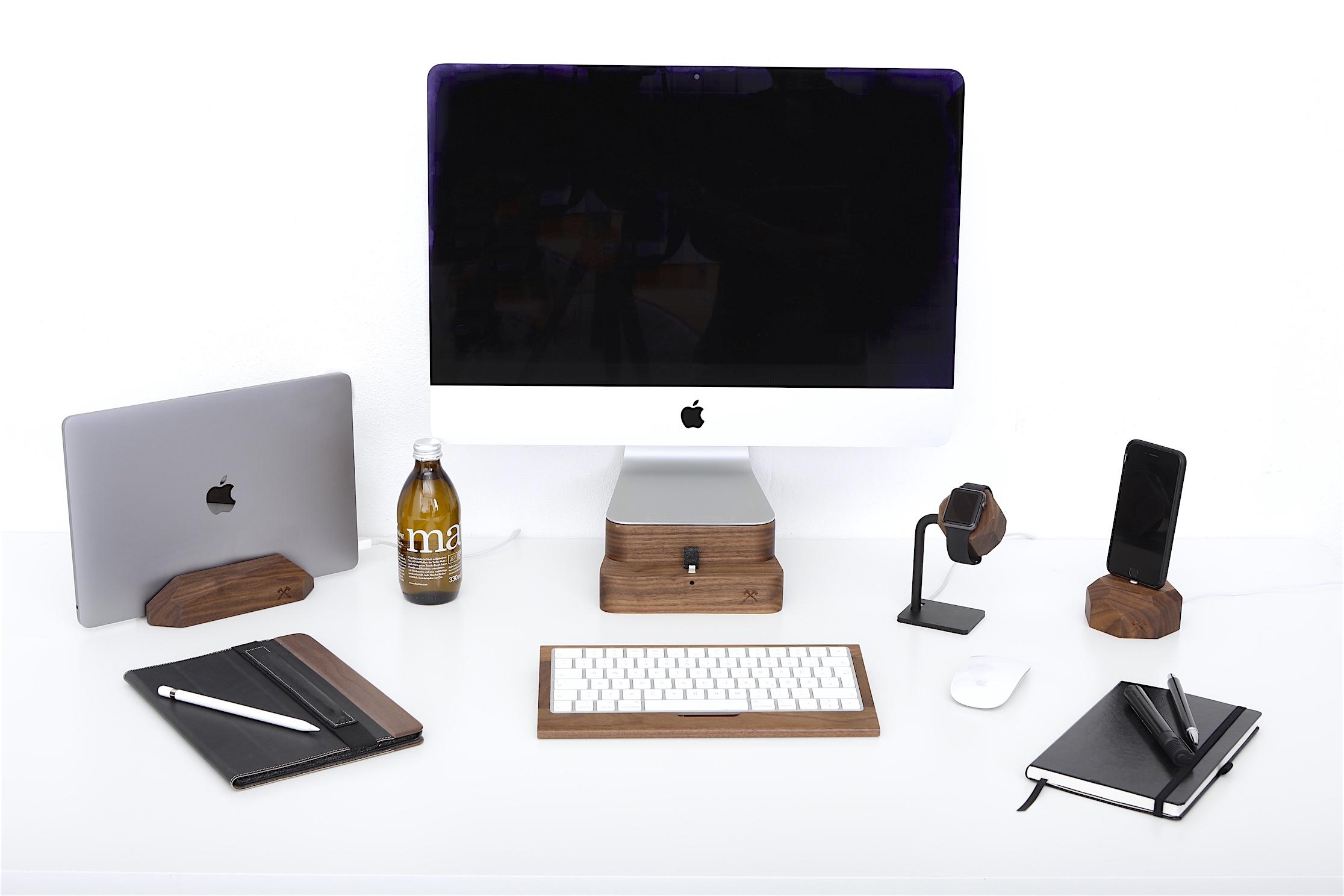 Desk Collection – Monumental Walnuss