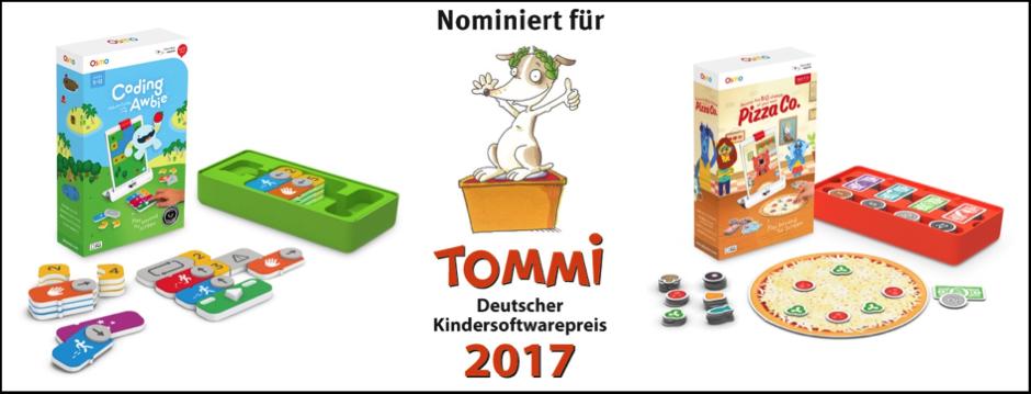 Tommi-Nominierung